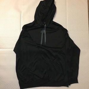 Adidas Men's black hoodie